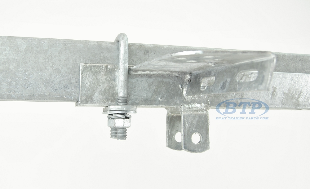 Boat Trailer Leaf Spring Slider Single Axle Pair For 25 1