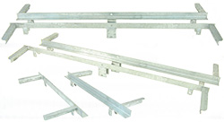 Boat Trailer Leaf Spring Sliders