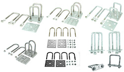 Leaf Spring U-Bolt Mounting Kits