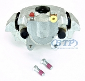 UFP Boat Trailer Disc Brake Caliper DB-35 Zinc Plated Right Hand with Pads