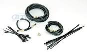 Single Axle Boat Trailer Brake Line Kit for Hydraulic Brakes