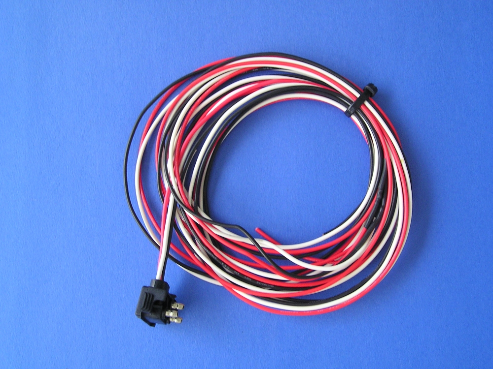Wiring Harness For Pipe Lights For Boat Trailer