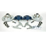 Kodiak Koda Guard Disc Brake Kit Integral 5 Lug for 3500lb Axles