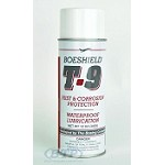 Boeshields T-9 Rust and Corrosion Protection Waterproof Lubrication Spray