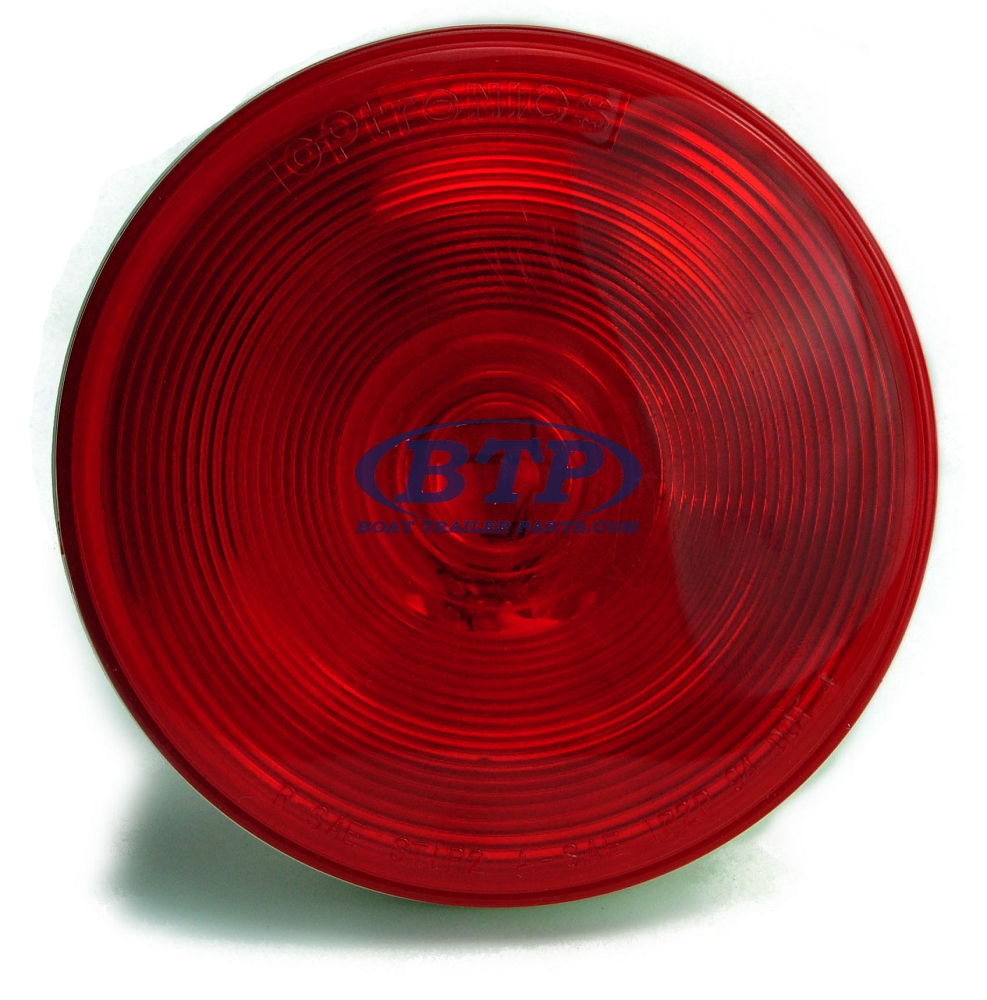 4 U0026quot  Round Sealed Three Function Incandescent Trailer Light