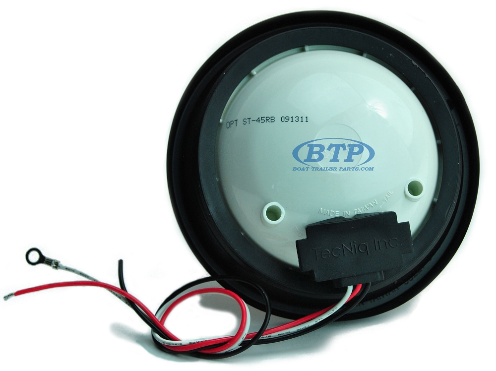 4 U0026quot  Round Sealed Three Function Incandescent Trailer Light Kit