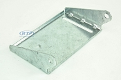 12 inch Galvanized Keel Roller Bracket for Boat Trailer