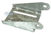 4 inch Galvanized Keel Roller Bracket for Boat Trailer