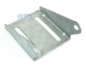5 inch Galvanized Keel Roller Bracket for Boat Trailer