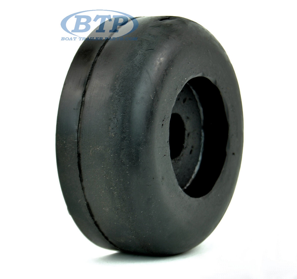 3 5 Inch Rubber Boat Trailer Roller End Cap 5 8 Bore