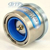 Stainless Steel Boat Trailer Bearing Buddy Protector 2.441 6 Lug Hubs