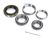 1 1/16 inch x 1 3/8 inch Trailer Wheel Bearing Kit, 3500 lb Axles