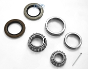 Trailer Wheel Bearing Kit for 8 Lug Hubs, 1 1/4 inch x 1 3/4 inch