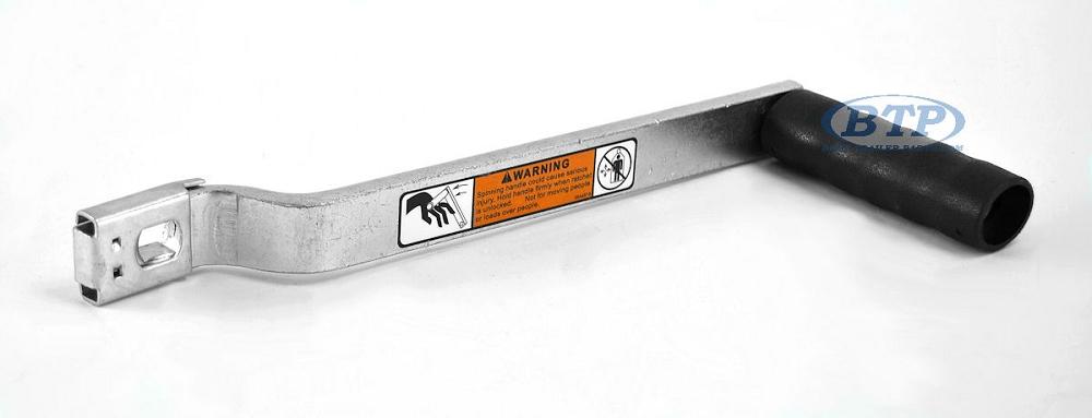 1 Piece 22cm Length Boat Trailer Winch Handle Comfort Grip Crank Replacement