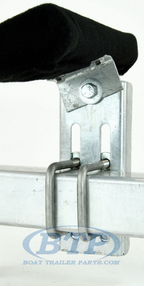 10 Top Angle Galvanized Swivel Top Angle Brackets for Bunk Brackets Boat Trailer