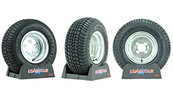 10 inch Boat Trailer Tire and Wheel