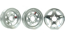 12 inch Boat Trailer Wheels
