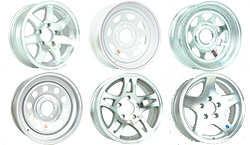 14 inch Boat Trailer Wheels