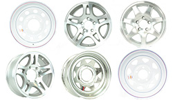 15 inch Boat Trailer Wheels
