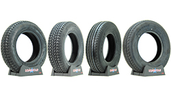 15 inch Boat Trailer Tires