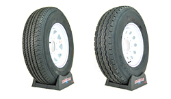 16 inch Boat Trailer Tire and Wheel