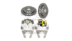 5 Lug Deemax Boat Trailer Disc Brake Kits
