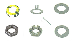 Boat Trailer Axle Parts
