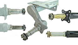 Boat Trailer Axles