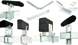 Boat Trailer Bunk Brackets