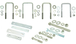 Boat Trailer Mounting Hardware