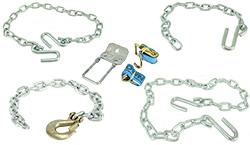 Boat Trailer Safety Chains