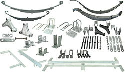 Boat Trailer Suspension Parts
