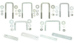 Boat Trailer U-Bolts