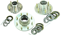 Stainless Steel Boat Trailer Hubs