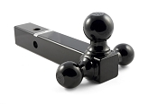 Tri Ball Mount with 1 7/8, 2, and 2 5/16 inch Balls