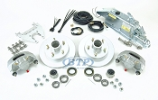 Boat Trailer Kodiak Disc Brake Kit Single Axle Assembly with Titan M60 Actuator