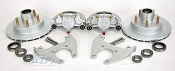 Kodiak Boat Trailer Integral Disc Brake Kit 5 Lug All Dacromet
