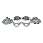 DeeMaxx Trailer Disc Brake Kit 5 Bolt Integral 10