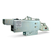 Demco Hydraulic Surge Actuator for Disc Brakes 12500lb Capacity with Electric Lockout Solenoid 2 5/16