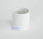 Cap Adapter for 2 inch PVC Cap, attaches PVC Cap to Pipe Lights