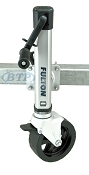 Fulton 1600 lb Capacity F2 Boat Trailer Tongue Jack Swivel Mount