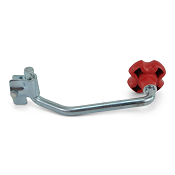 Trailer Top Wind Jack Replacement Crank for A-Frame Style Jacks