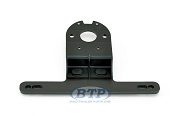 Boat Trailer License Plate Tag Mount Bracket