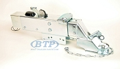 Titan M10 Hydraulic Disc Brake Actuator 2 5/16 w/Shield and Solenoid