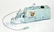 Titan Model 60 Hydraulic Boat Trailer Drum Brake Surge Coupler Actuator 7,000lb Lever Lock