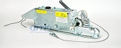 Titan Model 60 Hydraulic Boat Trailer Disc Brake Surge Actuator w/Shield & Solenoid 7,000lb Lever Lock