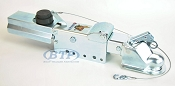 Titan M6 Hydraulic Disc Brake Actuator 2 5/16 w/Shield and Solenoid
