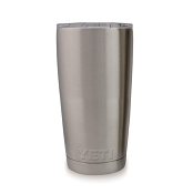 YETI Rambler 20 oz Stainless Steel Tumbler Cup with Lid