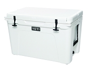 YETI Tundra 105 Quart Cooler White Roto Molded
