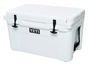 YETI Tundra 45 Quart Cooler White Roto Molded